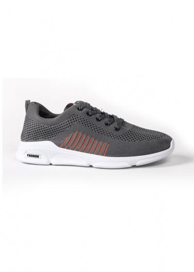 Giày nam đẹp thể thao sneaker thời trang Zapas - GS105 (xám)