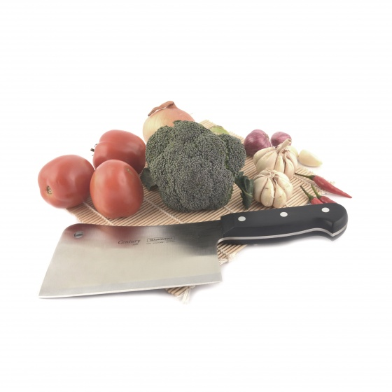 Dao chặt xương/thịt Tramontina Century 30cm (Đen) - 24014106