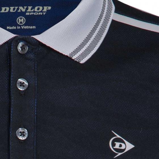Áo thể thao nam Dunlop - DATES8090-1C-BK (đen)