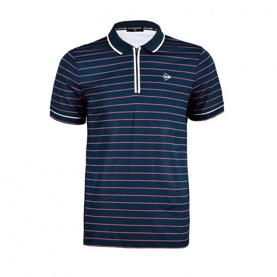 Áo thể thao nam Dunlop - DABAS8077-1C-NV (xanh đen)