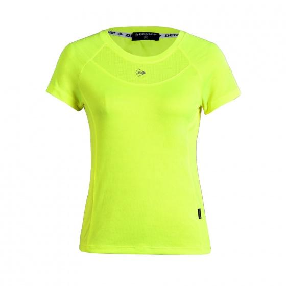 Áo thể thao nữ Dunlop - DABAS8069-2-NG (Xanh chuối)