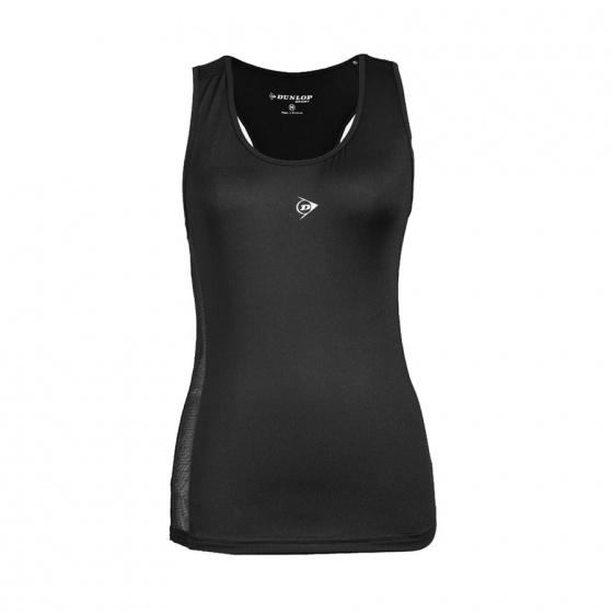 Áo gym nữ Dunlop - DAGYS8117-2-BK (Đen)
