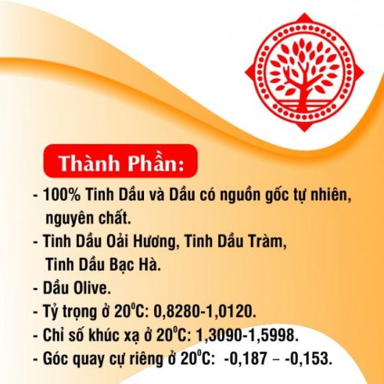 Dầu massage oải hương Gold cao cấp 50 ml