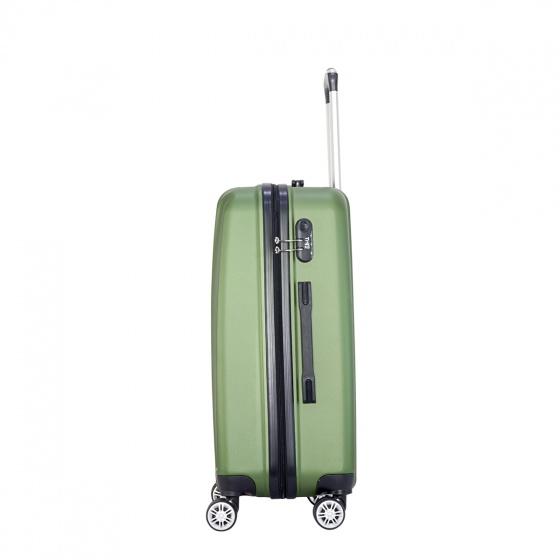 Set 2 vali TRIP P18 size 50+60cm (20+24inch) xanh rêu