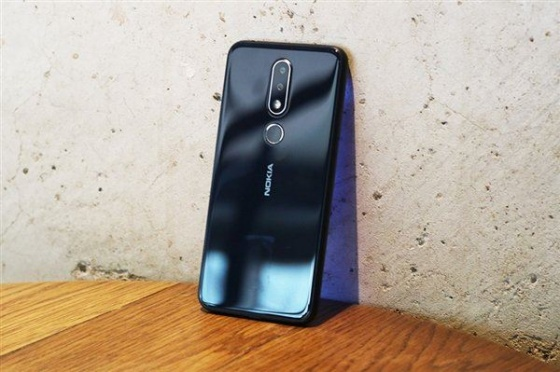 Điện thoại di động Nokia 6.1 plus black