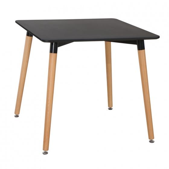Bàn cafe, bàn ăn 4 chân gỗ – Mã: T108S