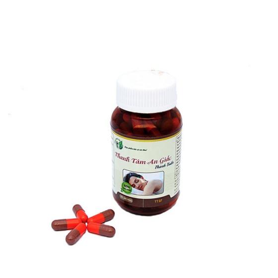 Thanh Tâm An Giấc Thanh Tuấn - Thực phẩm chức năng hỗ trợ điều trị mất ngủ giúp ngủ ngon và sâu giấc