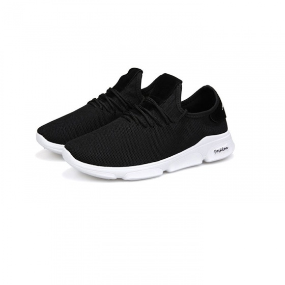 Giày nam đẹp thể thao sneaker thời trang Zapas - GZ029 (Đen)