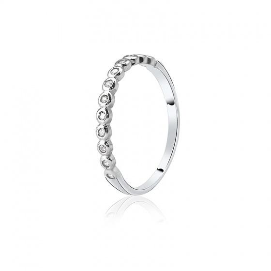 Nhẫn bạc Edward Love