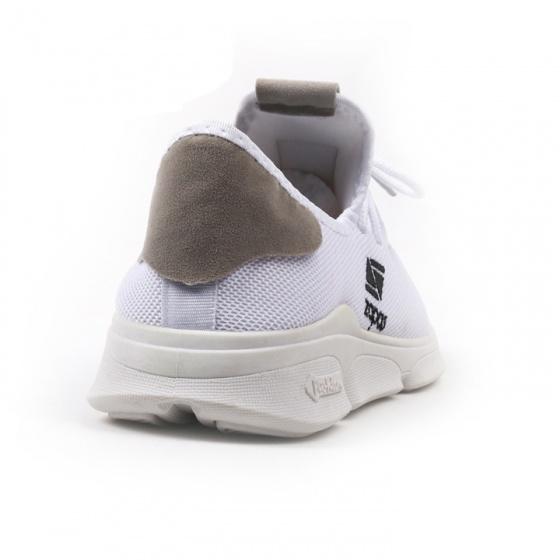 Giày nam đẹp thể thao sneaker thời trang Zapas - GZ029 (trắng)