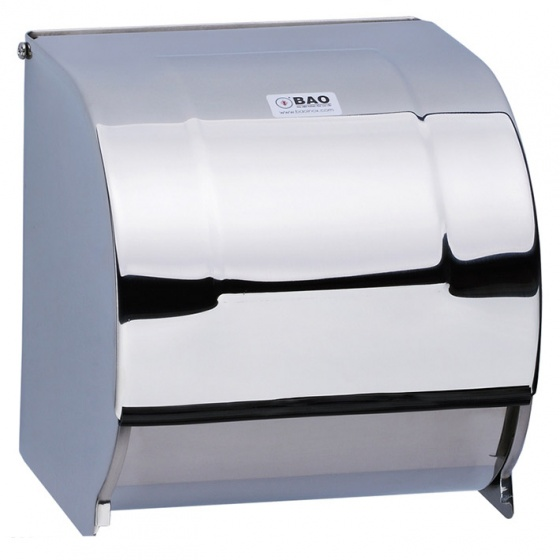 Hộp đựng giấy vệ sinh BAO HGK02 (INOX 304)