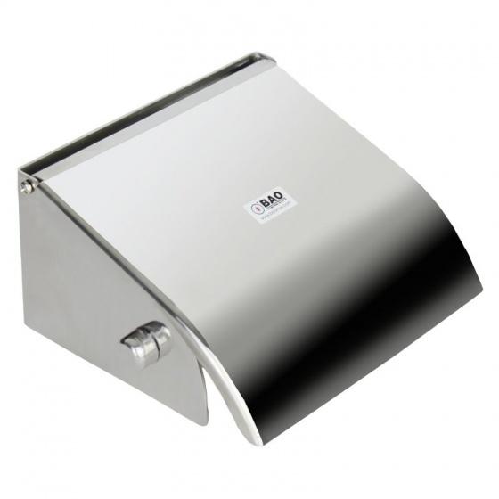 Hộp đựng giấy vệ sinh Inox 304 BAO - HG03