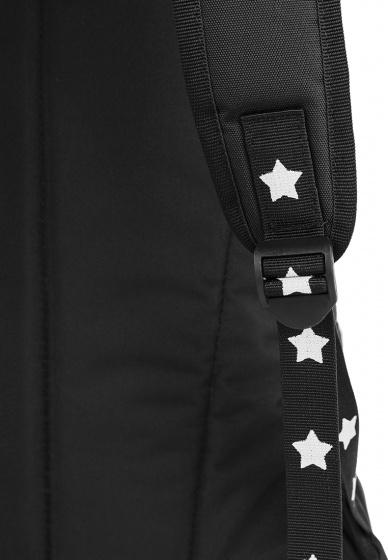 Ba lô Ronal thời trang BL78 - Đen ngôi sao trắng