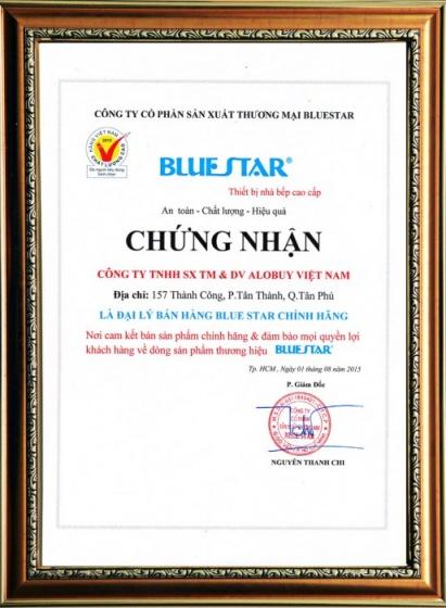 Bếp gas hồng ngoại Bluestar NG-5770C - Pép hâm