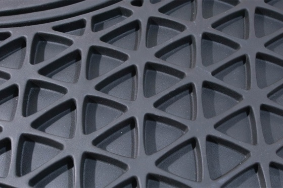Thảm lót sàn xe 7 chỗ Michelin 903-489 (4 Tấm / Bộ)