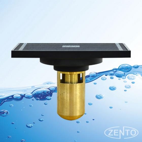 Thoát sàn chống mùi Black series ZT558-2B
