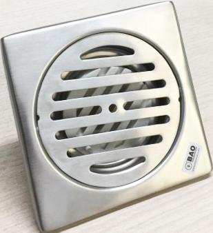 Thoát sàn BAO - LG180 (Inox 304)