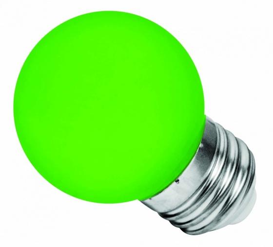 Bộ 03 đèn led bulb Điện Quang ĐQ LEDBU14G45 01G (1W xanh lá)
