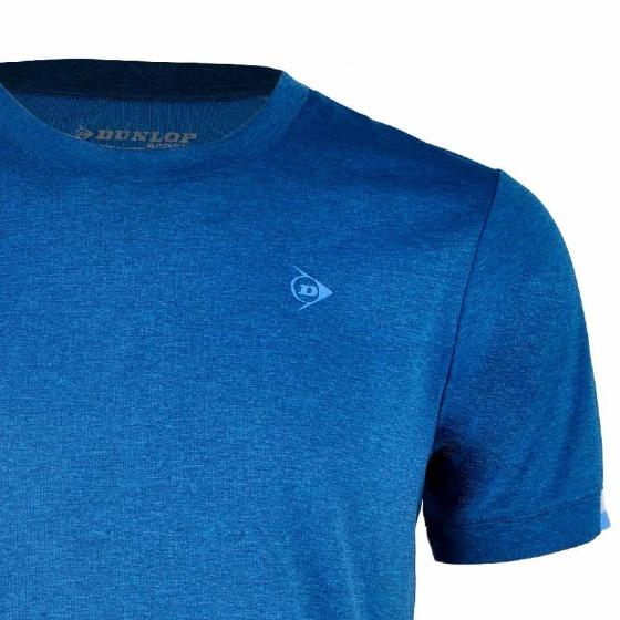 Áo thể thao nam Dunlop - DATES8056-1-BB (Xanh biển)
