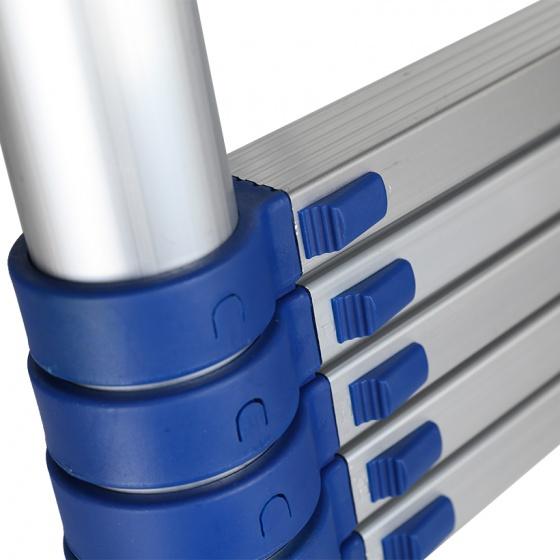Thang nhôm rút đơn 13 bậc Ameca AMD-410 chiều cao 4.1m