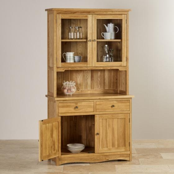 Tủ bếp nhỏ Cawood gỗ sồi - Cozino