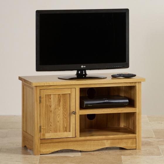 Tủ tivi nhỏ Cawood gỗ sồi - Cozino