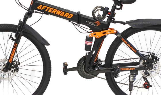 Xe đạp địa hình Afrerward