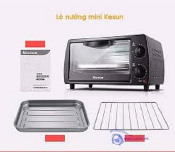 Lò nướng điện Kesun cao cấp dung tích 9L