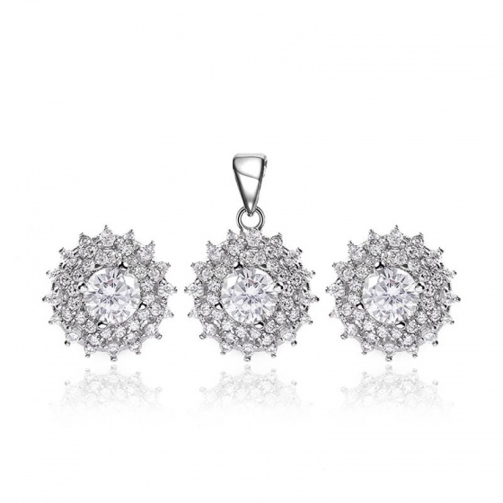 Bộ trang sức bạc Eir Love