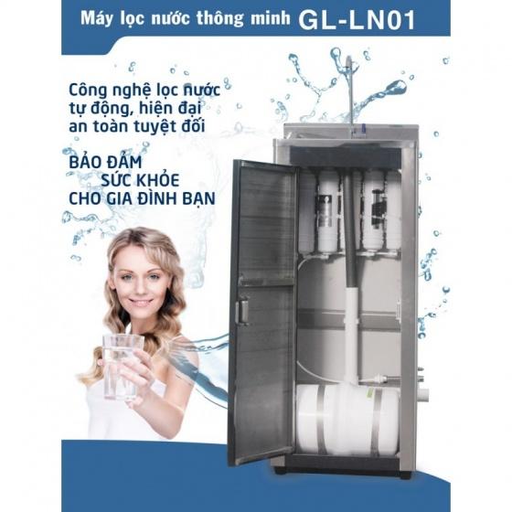 Cây lọc nước Goodlife GL - LN01(Bình chứa 10Lit)