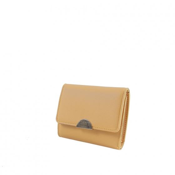 Ví cầm tay Verchini màu vàng 13000150