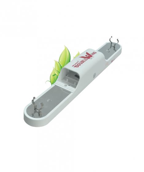 Bộ đèn led Doublewing Điện Quang ĐQ LEDDW01 24727 (24W warmwhite)