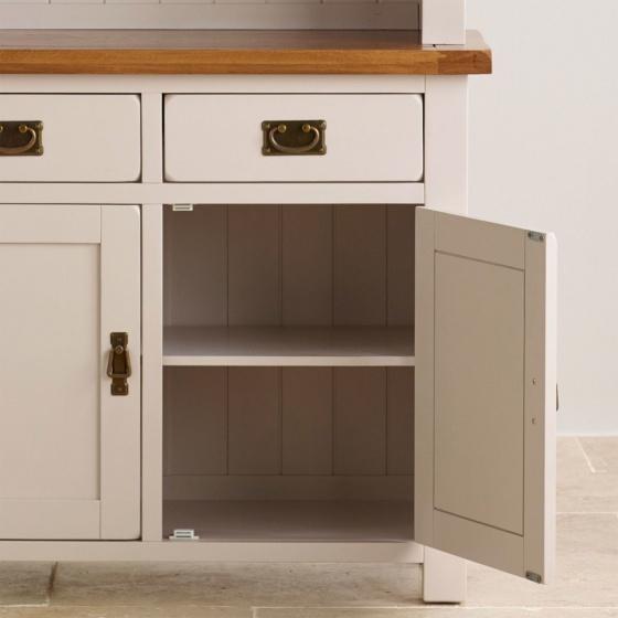 Tủ bếp nhỏ Sintra gỗ sồi - Cozino
