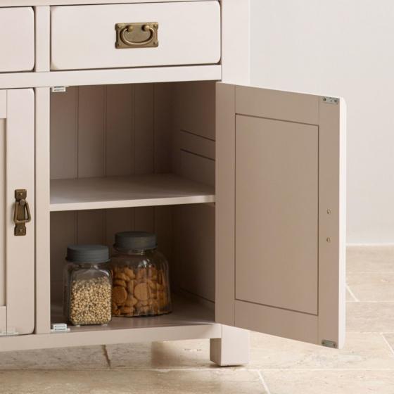Tủ bếp lớn Sintra gỗ sồi - Cozino