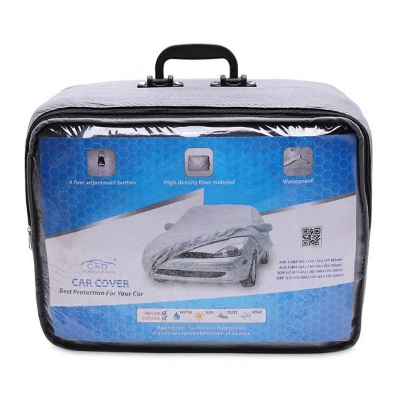 Bạt phủ ô tô Cind CK-105 7 chỗ size S-D 3 lớp PP