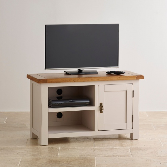 Tủ tivi nhỏ Sintra gỗ sồi - Cozino
