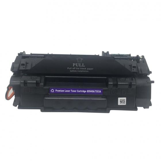 Hộp mực 49A dành cho Canon 3300/Hp 1160-1320  Nhập khẩu siêu rẻ - siêu mịn- siêu nét