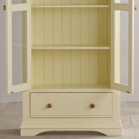 Tủ trưng bày Canary gỗ sồi 1m - Cozino