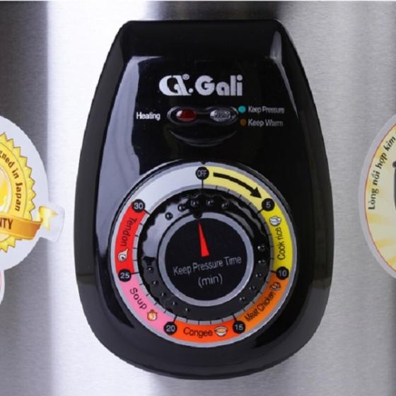 Nồi áp suất đa năng GL-1601