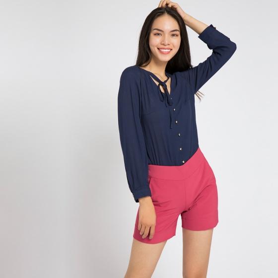 Quần shorts PAN026 (hồng đào)