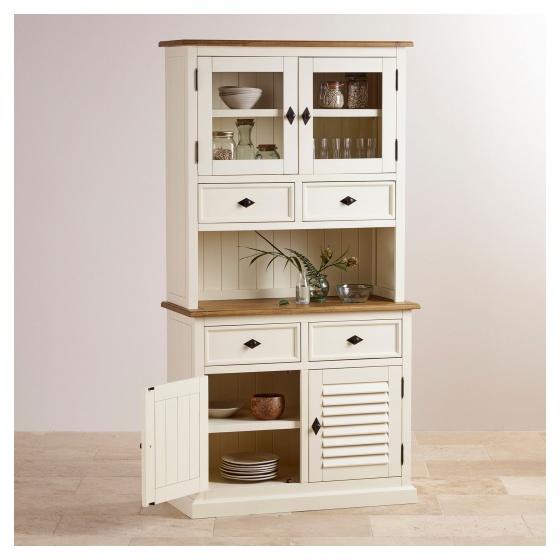Tủ bếp nhỏ Chillon gỗ sồi - Cozino