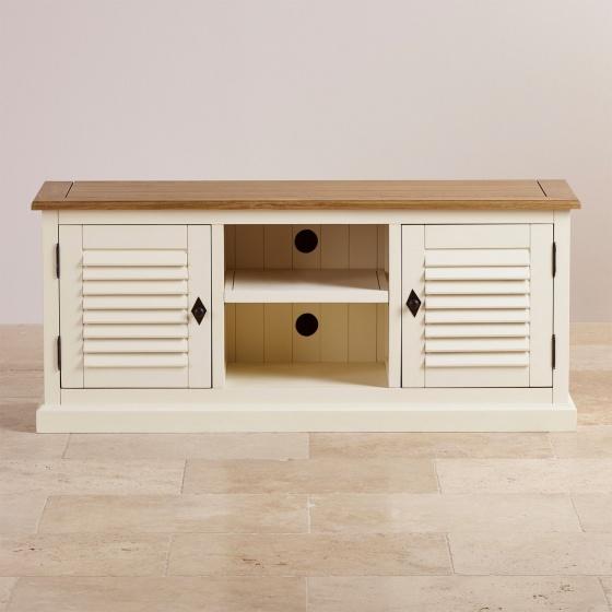 Tủ tivi lớn Chillon gỗ sồi  - Cozino
