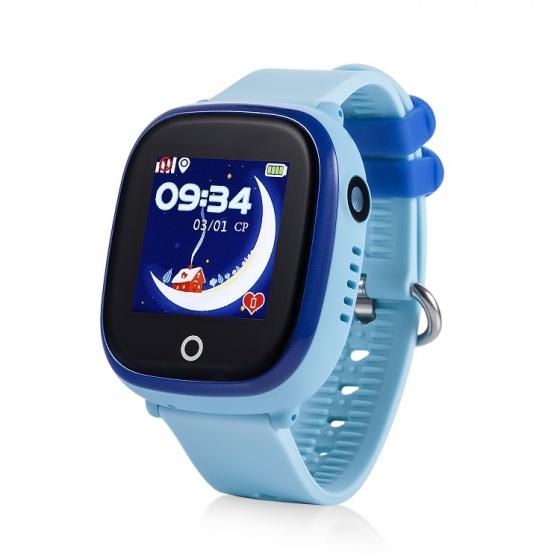 Đồng hồ định vị Wonlex GW400X (xanh)