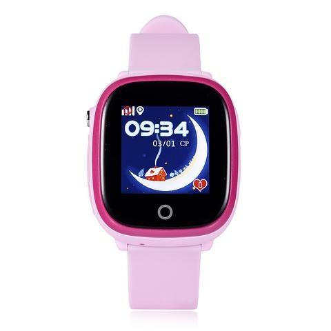 Đồng hồ định vị Wonlex GW400X (hồng)