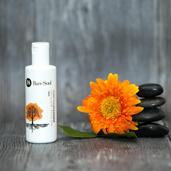 Combo Sữa rửa mặt & Mặt nạ thanh lọc full size - Da dầu và da mụn - Purifying Cleanser & Mask Oily & Acne Prone Skin
