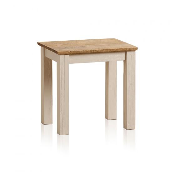 Bàn góc Sark gỗ sồi - Cozino