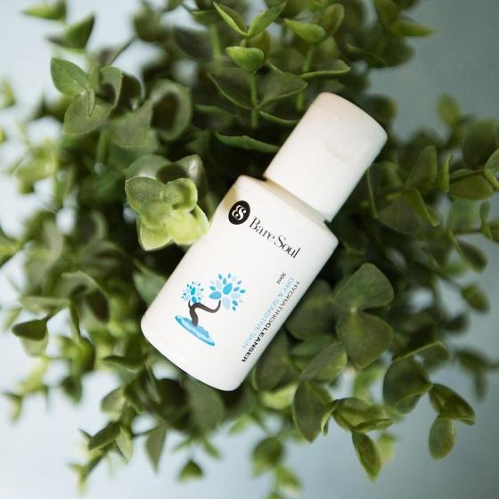 Sữa rửa mặt BareSoul – Da khô & da nhạy cảm 30ml – HydratingCleanser Dry & Sensitive Skin