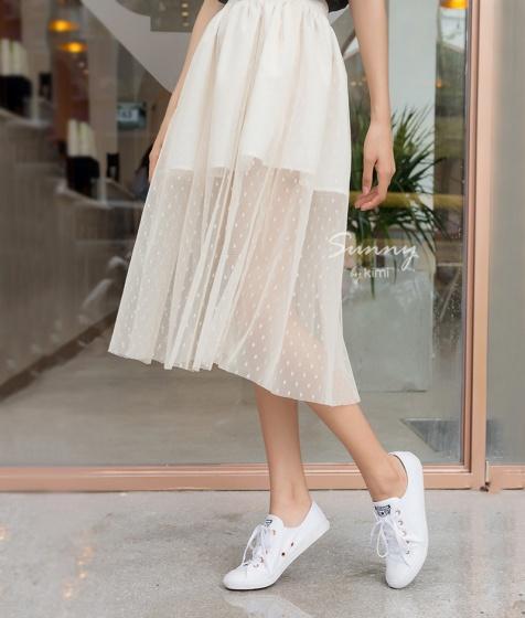 Chân váy bi-VN180016