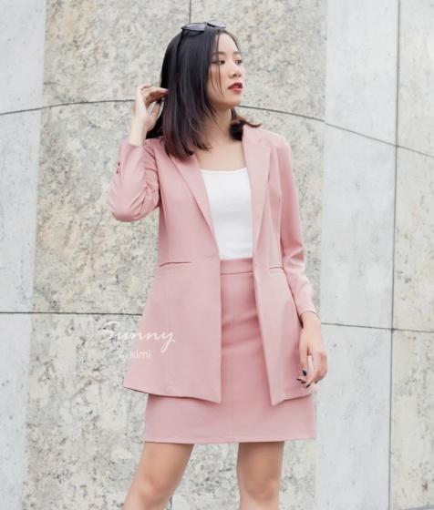 Chân váy ngắn có túi -VN180017
