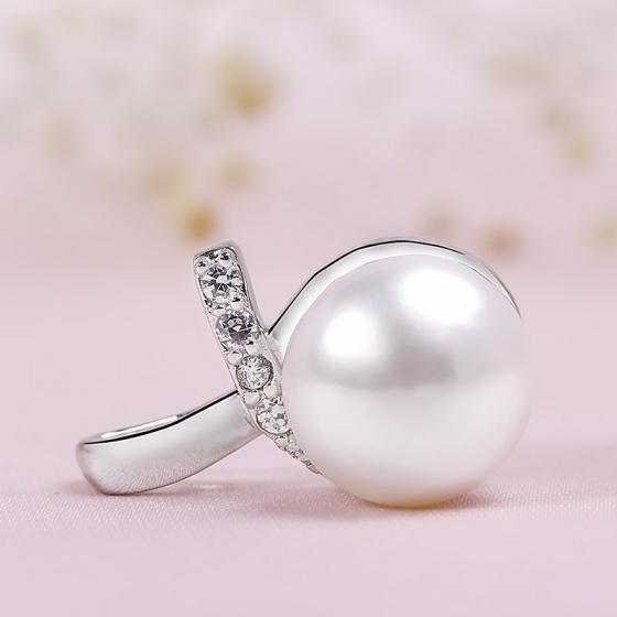 Mặt dây chuyền  Simple Pearl Eropi